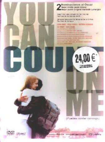 PUDES CONTAR CONMIGO DVD