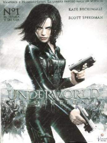 UNDERWORLD EVOLUTION DVDL 2MA