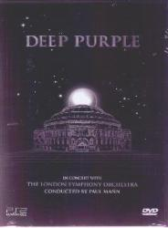 DEEP PURPLE IN CONCERT DVDM