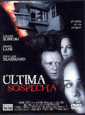ULTIMA SOSPECHA DVD