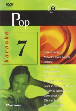 KARAOKE VOL 7 POP