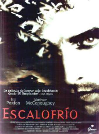 ESCALOFRIO DVD LLLOGUER