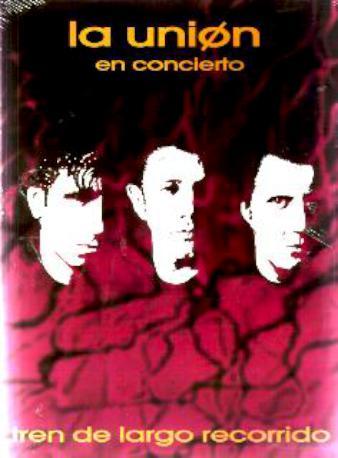LA UNION EN CONCIERTO DVDM