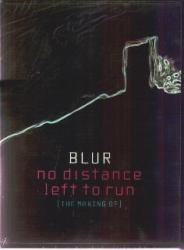 BLUR NO DISTANCE LEFT DVD