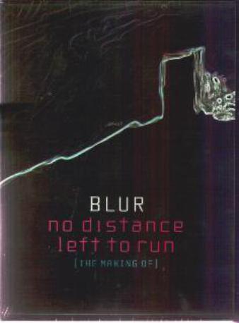 BLUR NO DISTANCE LEFT DVD