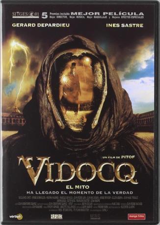 VIDOCQ DVD LLOGUER