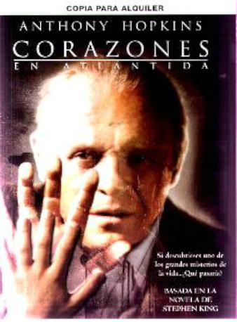 CORAZONES EN ATLANTIDA DVD