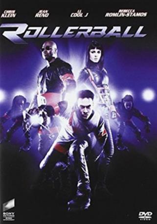 ROLLERBALL GC DVD