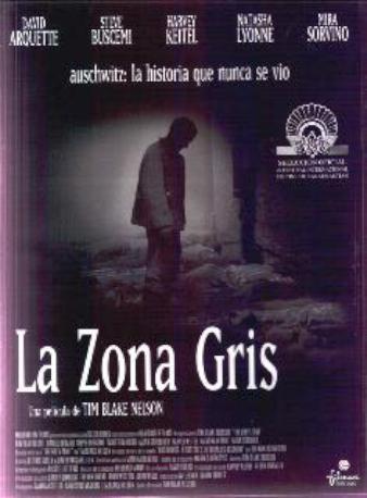 LA ZONA GRIS DVD