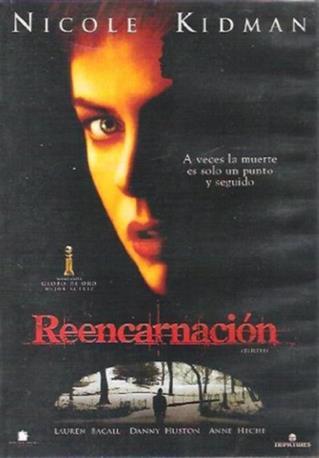 REENCARNACION DVD
