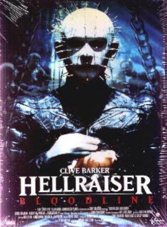 HELLRAISER (BLOODLINE)DVD