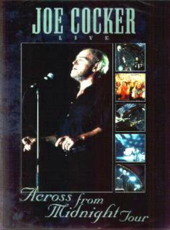 JOE COCKER LIVE BERLIN DVDM