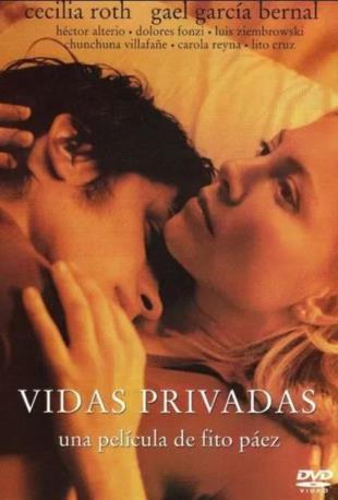 VIDAS PRIVADAS DVD