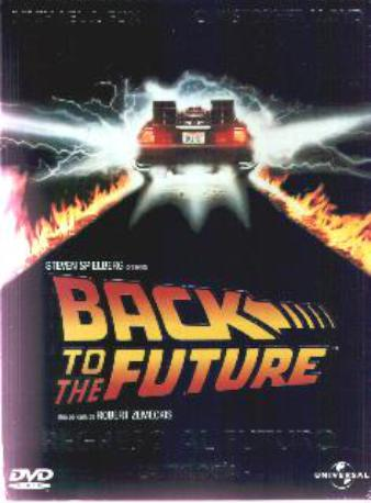PACK BACK TO THE FUTURE DVD