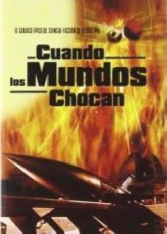 CUANDO LOS MUNDOS CHOCAN DVD