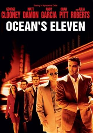 OCEANS ELEVEN DVD 2MA
