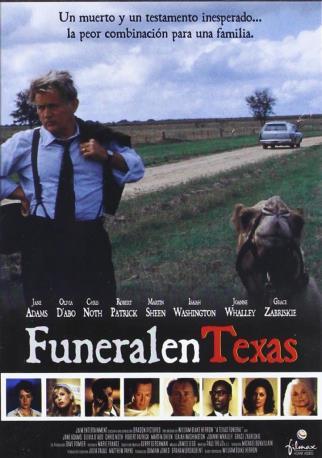FUNERAL EN TEXAS DVD