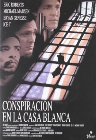 CONSPIRACION EN LA CA DVD