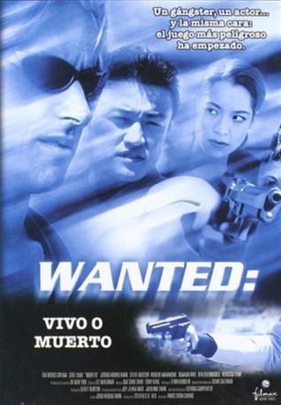 WANTED VIVO O MUERTO DVD