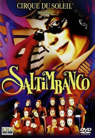SALTIMBANCO DVD