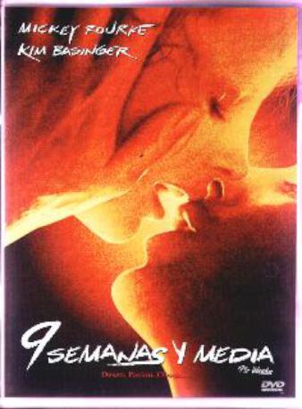 9 SEMANAS Y MEDIA DVD