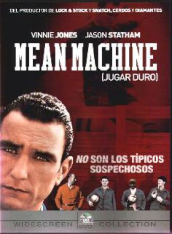 MEAN MACHINE DVDL