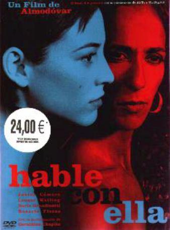 HABLE CON ELLA DVD