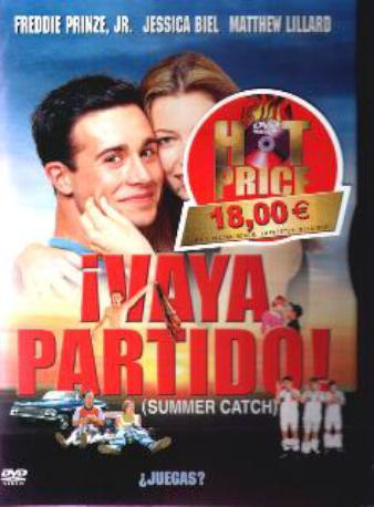 VAYA PARTIDO DVD