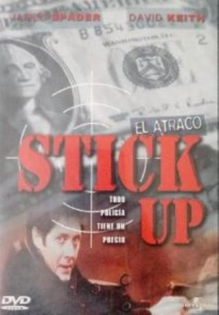 STICK UP DVD LLOGUER