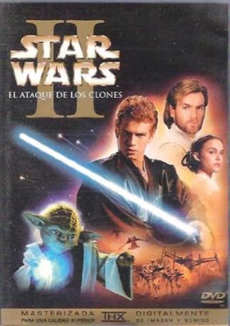 STAR WARS EP 2 EL ATAQUEC 2MA