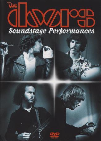 THE DOORS SOUNDSTGE DVD