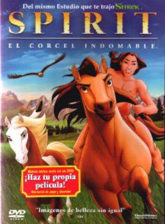 SPIRIT DVD