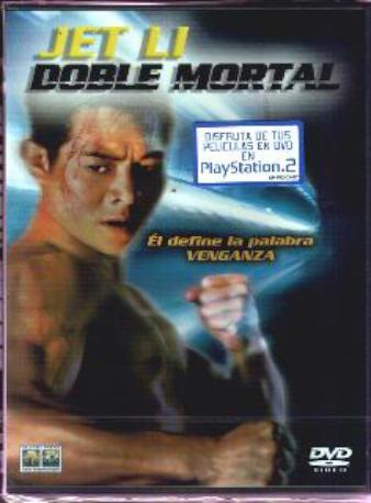 JET LI DOBLE MORTAL DVD