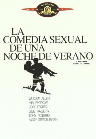 LA COMEDIA SEXUAL DE DVD