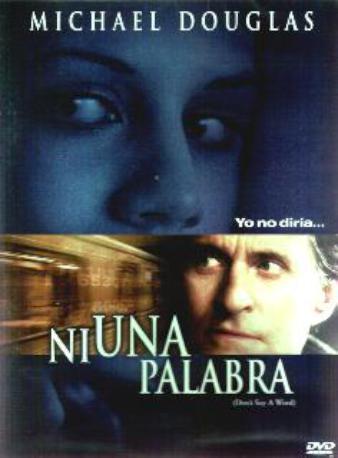 NI UNA PALABRA DVD