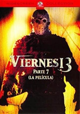 VIERNES 13 PARTE 7 DVD