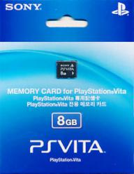 MEMORY CARD PS-VITA 8GB