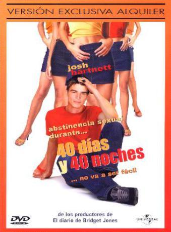 40 DIAS Y 40 NOCHES DVDL