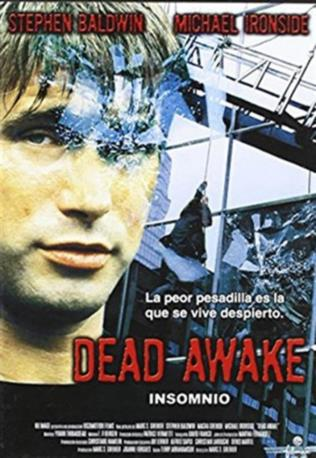 DEAD AWAKE DVDL