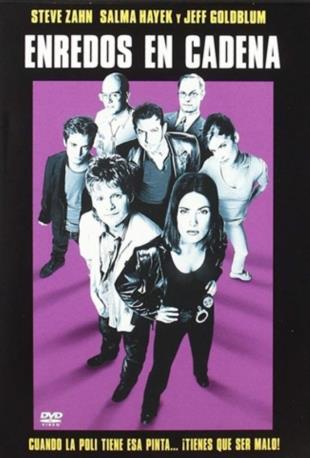 ENREDOS EN CADENA DVD