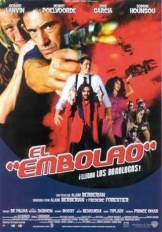 EL EMBOLADO DVD
