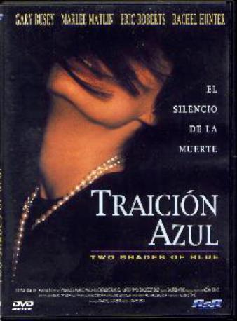 TRAICION AZUL DVD