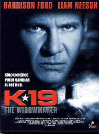 K-19 THE WIDOWMAKER DVDL