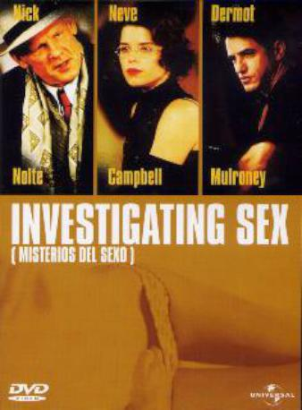 INVESTIGATING SEX DVDL