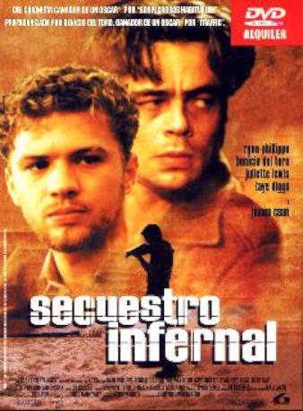 SECUESTRO INFERNAL DVDL
