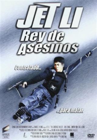 JET LI REY DE ASESINOSDVD