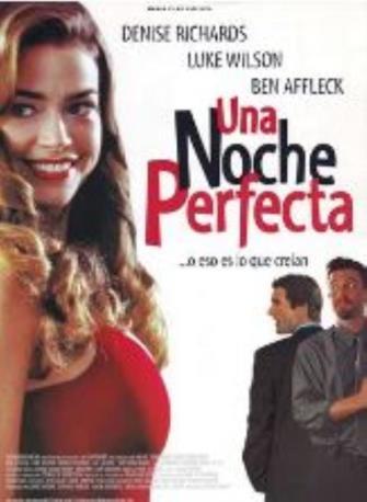 UNA NOCHE PERFECTA DVDL