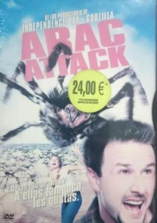 ARAC ATTACK DVD 2MA