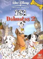 101 DALMATAS 2 DVD