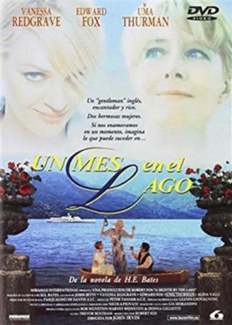 UN MES EN EL LAGO DVD